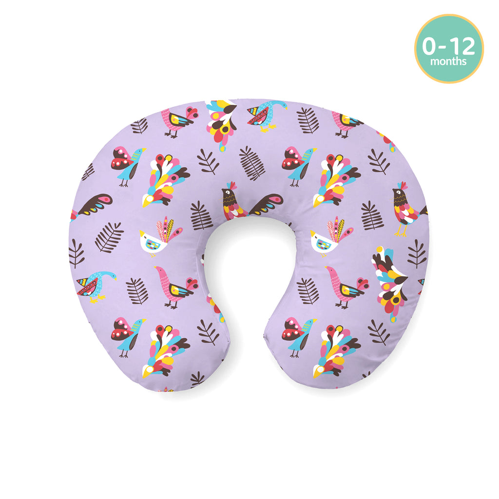 Rabitat Breezy Nursing Pillow/ Feeding Pillow Magnolia