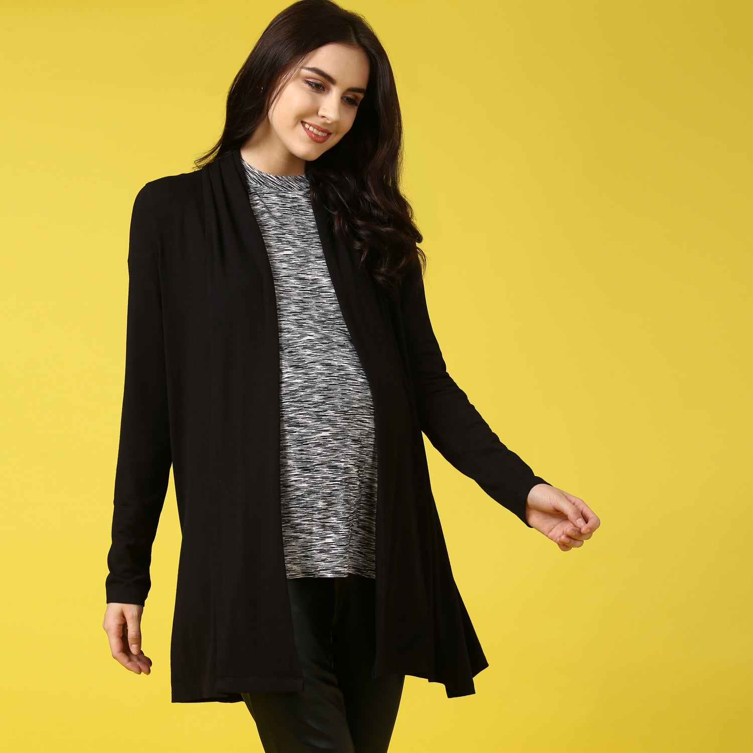 Full Sleeves Cardigan - momsoon maternity fashion wear