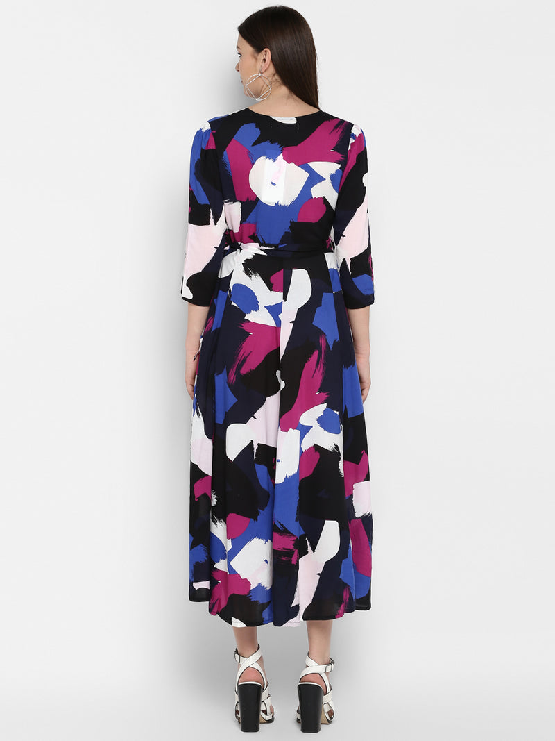 The Wrap Dress - momsoon maternity fashion wear