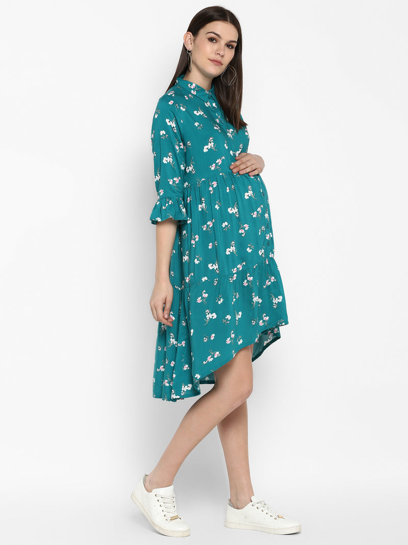"The "" Lily"" Dress - momsoon maternity fashion wear"