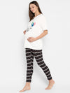 "The ""About to Pop"" Night/Lounge Set - momsoon maternity fashion wear"