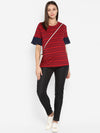 Momsoon Maternity Basic Slim Fit Denim - momsoon maternity fashion wear
