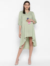 "The ""Jasmine Tunic"" - momsoon maternity fashion wear"