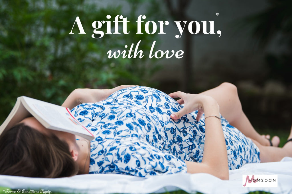 Gift card - momsoon maternity fashion wear
