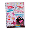 Pamper Hamper Pregnancy Scrapbook/Journal For Expecting Couple and New Born Baby - momsoon maternity fashion wear