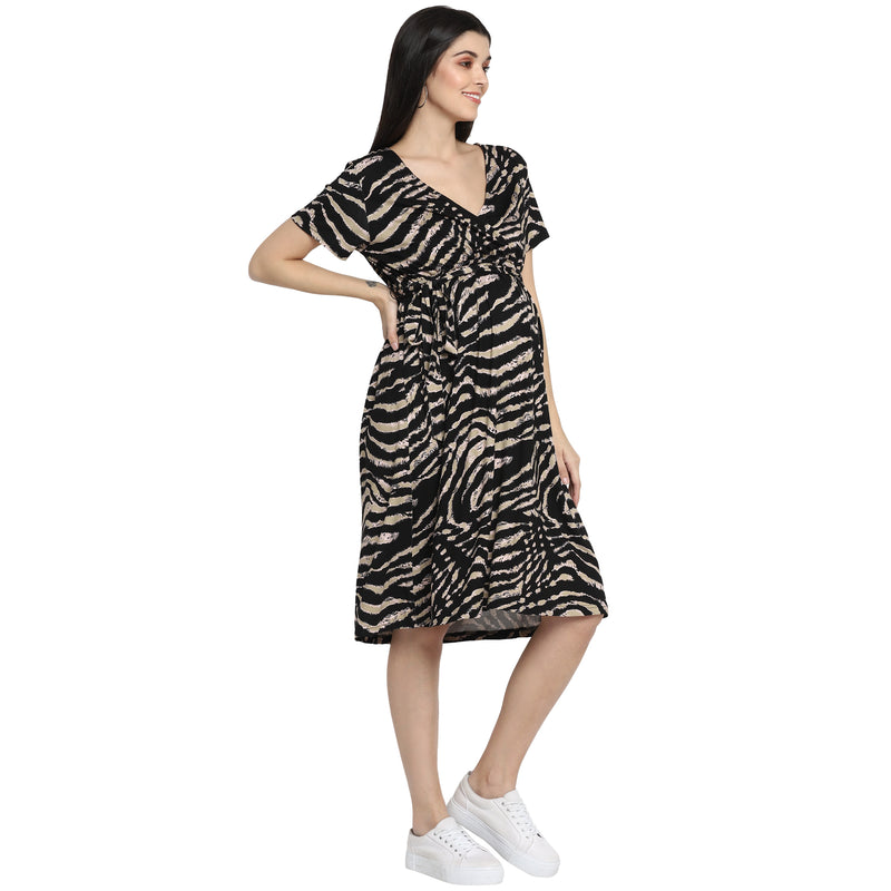 "The ""Monochrome"" dress"