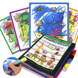 Fun & Magical - Livro de Colorir