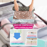 Super Saver - Kit de Sacos de Compressão