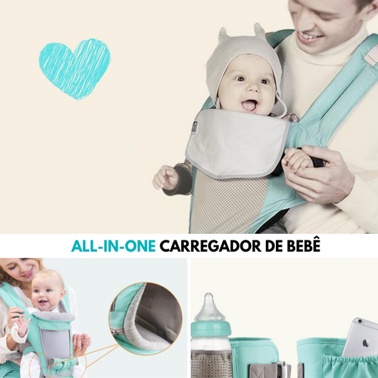 All-in-One - Carregador de Bebê