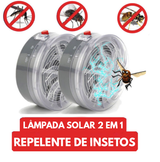 Insect Killer - Lâmpada Repelente UV