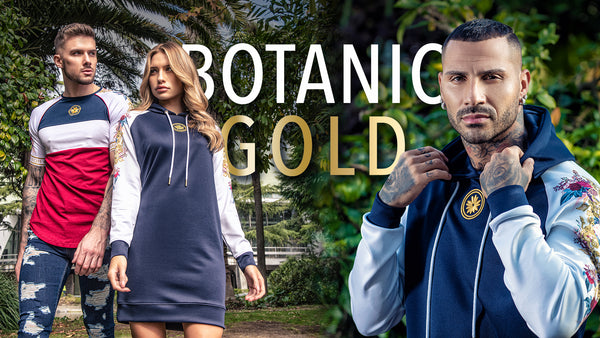 Botanic Gold Collection