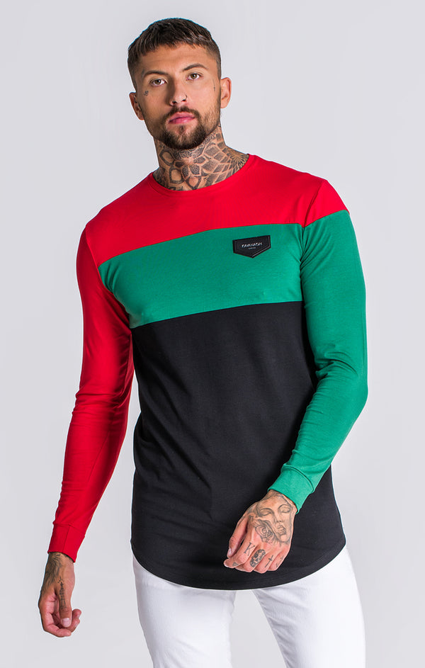 red-green-black