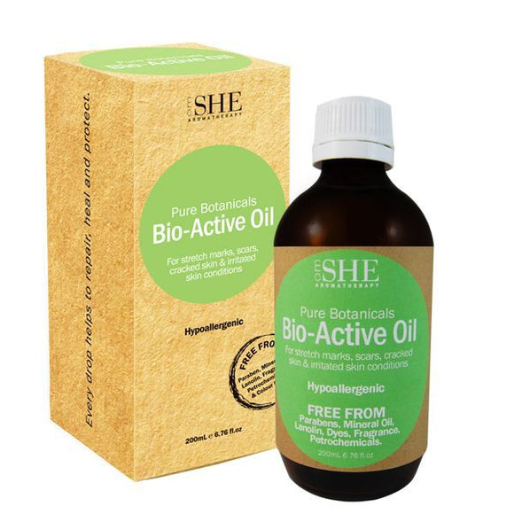 OM SHE Aromatherapy Pure BIO ACTIVE OIL 50ml