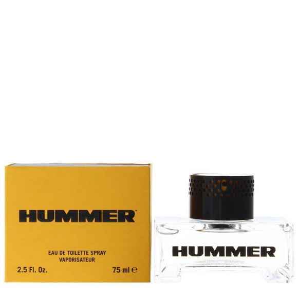 Hummer Eau de Toilette 75ml Spray