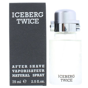 "Iceberg ""Twice"" Homme After Shave Spray 75ml"