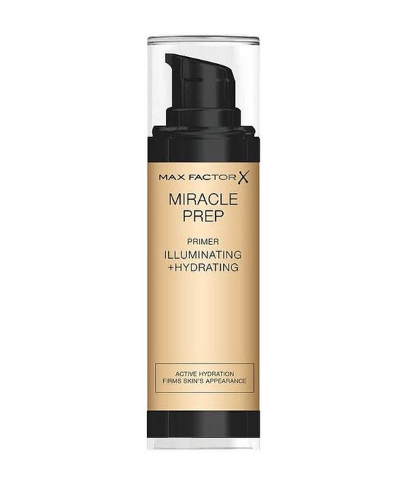 Max Factor Miracle Prep Illuminating & Hydrating Primer Make-Up Base 30 ml