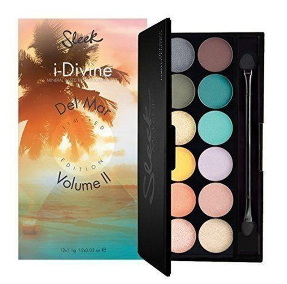 I-DIVINE DEL MAR VOLUME.2 EYESHADOW PALETTE