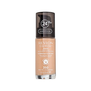 Revlon Colorstay Foundation COMBINATION / OILY SKIN SPF 20, 350 RICH TAN