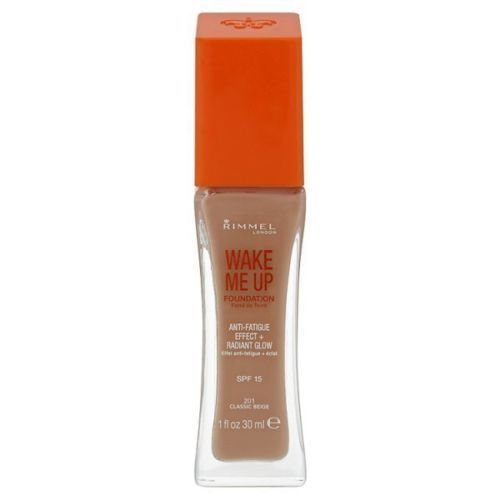 Rimmel Wake Me Up Foundation 30ML 201 Classic Beige