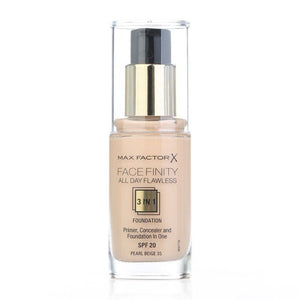 "MAX FACTOR ""Facefinity"" Foundation 35 Pearl Beige"