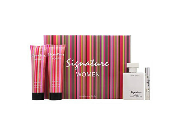 SIGNATURE 4pc Fragrance Gift Set