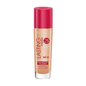 Rimmel Lasting Finish 25H Foundation With Comfort Serum - 201 CLASSIC BEIGE