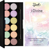 i-DIVINE EYESHADOW PALETTE- WHIMSICAL WONDERLAND