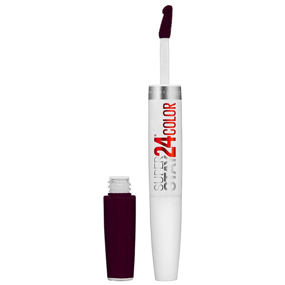 Maybelline Superstay 24 Hour Lip Colour 845 Aubergine 20g