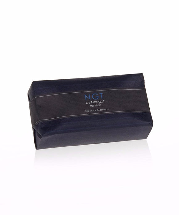 NGT by Nougat.         Grapefruit & Cedarwood Soap