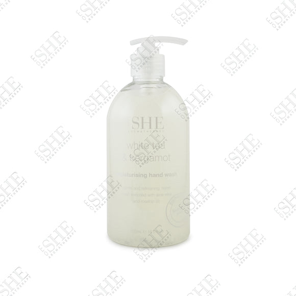 WHITE TEA & BERGAMOT  Moisturising Hand Wash 500ML