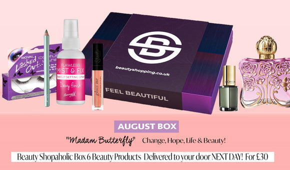 Madam Butterfly Beauty Shopaholic Box