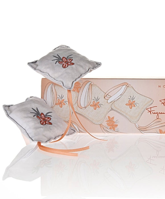 Peony Fragranced Cushions by Nougat London