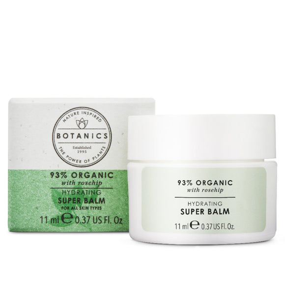 BOTANICS 93% Organic Hydrating Super Balm 11ml