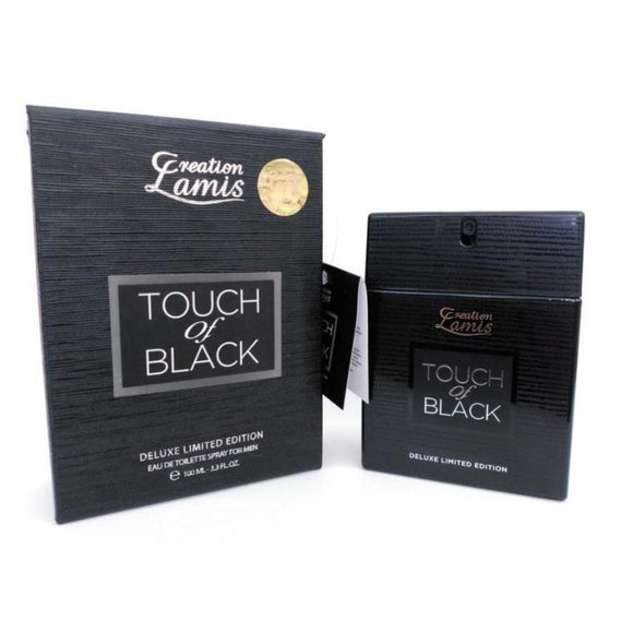 TOUCH OF BLACK FOR MEN 100ML EDT