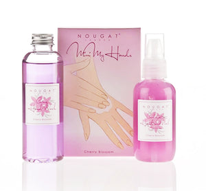 NOUGAT LONDON Cherry Blossom Travel Set for Hands