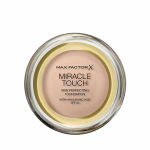 "MAX FACTOR ""Miracle Touch"" Foundation 038 Light Ivory"