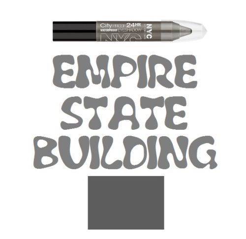 NYC Waterproof City Proof 24h Eyeshadow CRAYON 630 EMPIRE STATE BUILDING