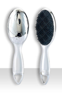 Repunzal Duo London Hair Brush Silver