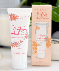 Peony Nurturing Hand Cream by Nougat London