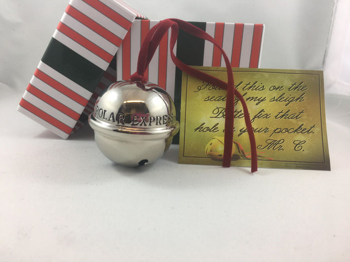 Deluxe Branded Gift Bell in Gift Box
