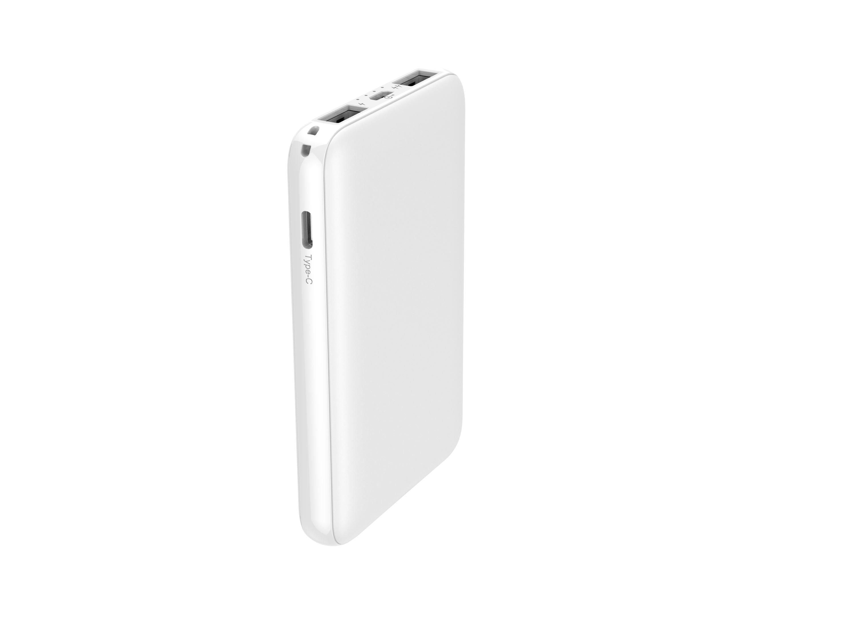Trybe 5000mAh Dual USB-A + USB-C G61-C Power Bank - OwensAssetFund Gifts
