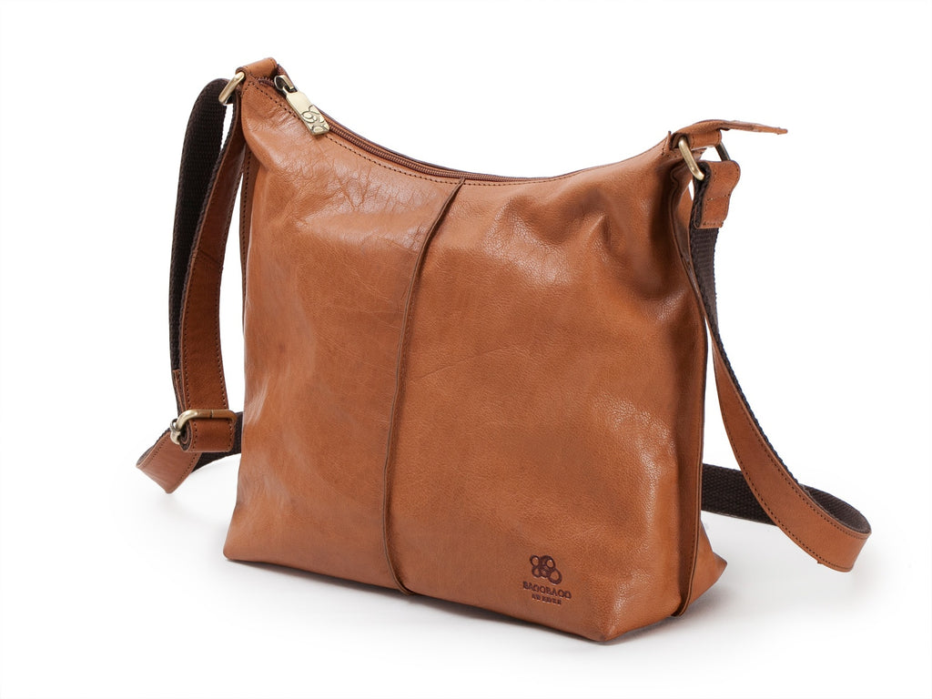 Bucketbag - Tan