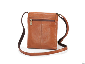 Flap Bag - Tan Medium