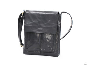 Flap Bag - Svart Medium