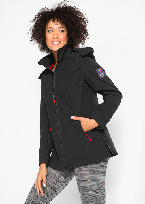 Stretch softshell jakna