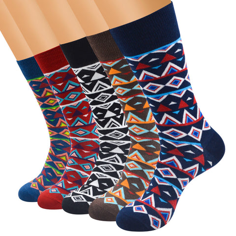 Reno Retrograde Business Socks 6 pairs