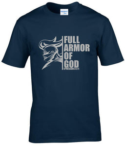 New! Full Armor Of God Ephesians 6:11 T-shirt