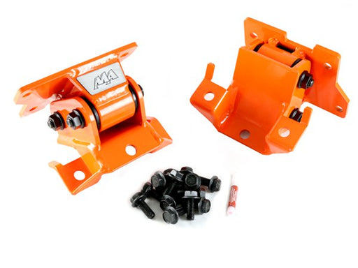 MA High Performance Motor Mounts, LB7 LLY LBZ LMM, 2001-2010, Duramax
