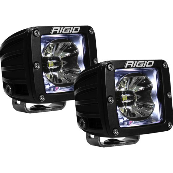Rigid Industries Radiance Pod White Backlight