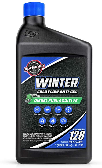 Opti-Lube Winter Diesel Formula